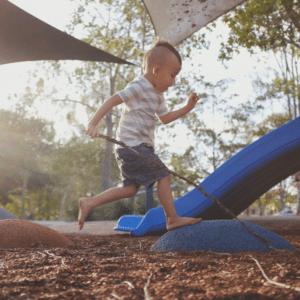 Gross Motor Development How Children Build Muscles On The Playground!